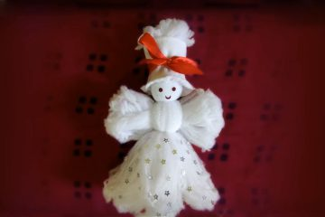 عروسک جورابی عروس - زن امروزی
