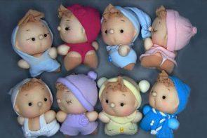 آموزش ساخت عروسک با جوراب زنانه - زن امروزی