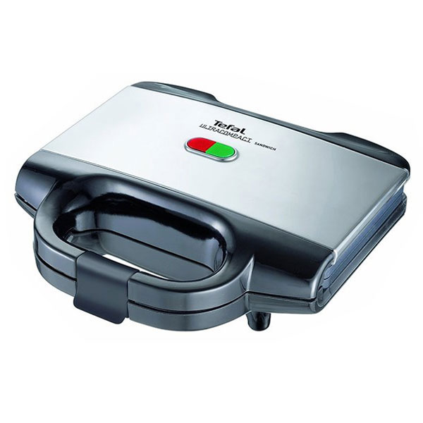 ساندويچ ساز تفال سري Ultracompact مدل SM1552 - Tefal SM1552 Ultracompact Sandwich Maker
