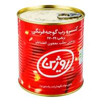 رب گوجه فرنگی روژین تاک 800 گرم - rojintaak tomato paste 800 gram