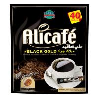 قهوه علی کافه مدل black gold - alicafe black gold single serving