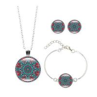 ست گل آویز - flower pendant rurah set