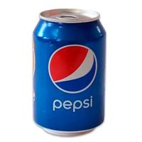 نوشابه گازدار پپسی 330 میلی لیتر - pepsi carbonated beverage 330 ml