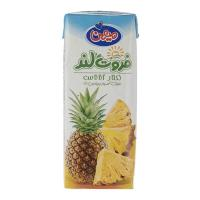 نکتار آناناس فروت لند میهن 200 میلی لیتر - mihan pineapple nectar 200 ml