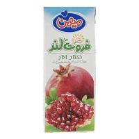 نکتار انار میهن 200 میلی لیتر - mihan pomegranate nectar 200 ml