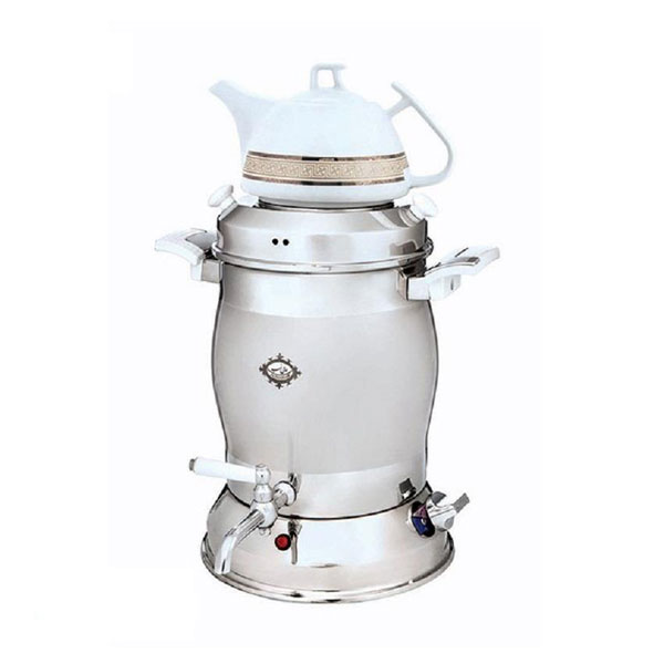 سماور برقي عالي نسب مدل Sevil - Alinassab Sevil Electric Samovar 5 Liter