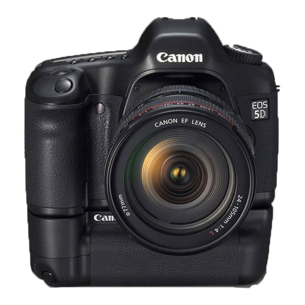 دوربين ديجيتال کانن مدل eos 5d mark ii - canon eos 5d mark ii digital camera