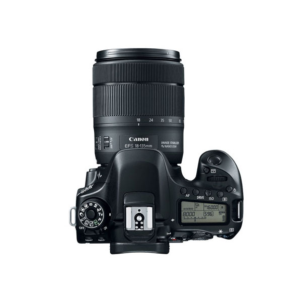 دوربین دیجیتال کانن مدل eos 80d ef s 18-135mm f/3.5-5.6 is usm kit - canon eos 80d ef s 18-135mm f/3.5-5.6 is usm kit digital camera