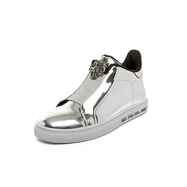 کفش چرم براق - Women Shiny leather shoes