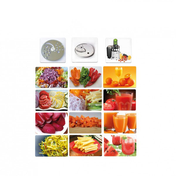 غذاساز 15 کاره کیپ مدل NJM-8800TK - Keep NJM-8800TK Multitask Food Processor