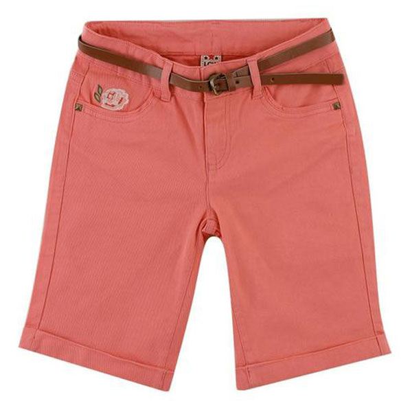 شلوارک دخترانه LC WAIKIKI - LC WAIKIKI girls shorts