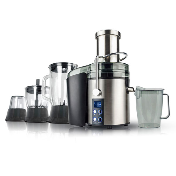 آبميوه گيري لومکس مدل LJE-8040 - Lumax LJE-8040 Multitask Juicer