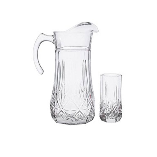 ست پارچ و ليوان لومینارک - Luminarc glass And Jug set