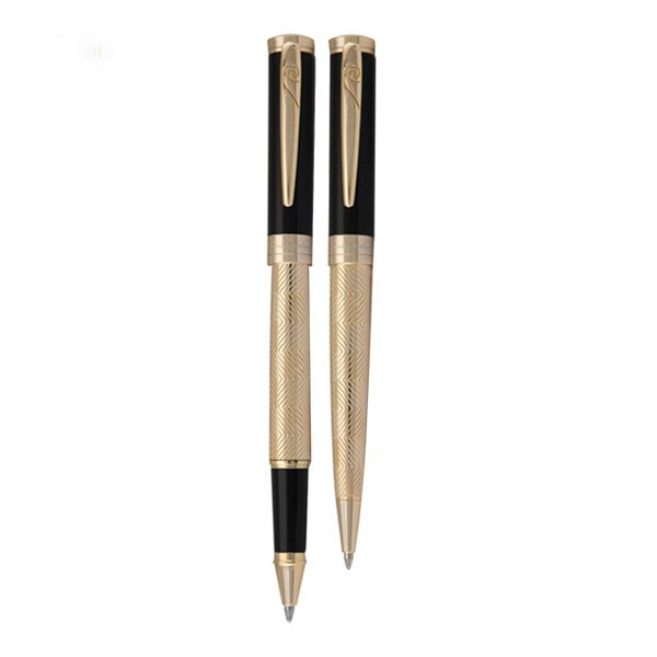 ست خودکار و روان نویس پیر کاردین مدل Marshal - Pierre Cardin Marshal Ballpoint Pen and Rollerball Pen Set