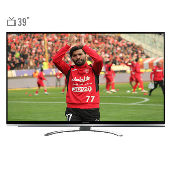 تلويزيون ال اي دي تکنوکام مدل ET39E66CB سايز 39 اينچ - Tecnocom ET39E66CB LED TV 39 Inch