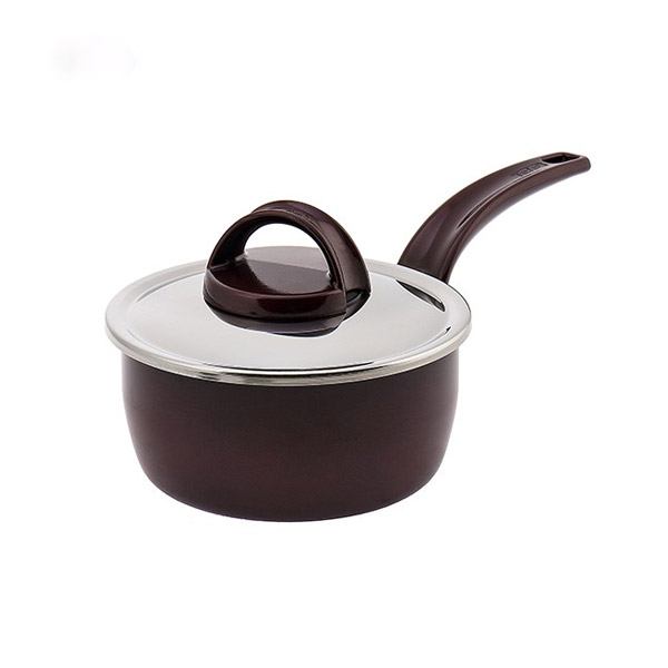 شیرجوش دردار تفال مدل Red Nobel Sensorielle - Tefal Red Nobel Sensorielle Mlik Pot Size 18